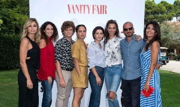 Pianegonda partner of Vanity Fair at Star-Am in Venice