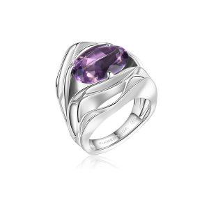 amatum amethist ring