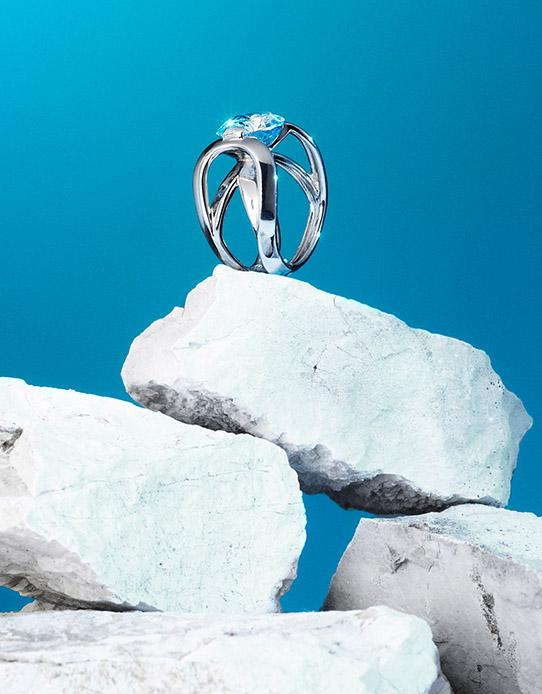 tecum ring on the rock